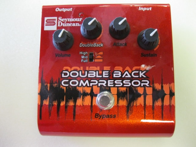 Seymour Duncan Doubleback Compressor Red, Brand New