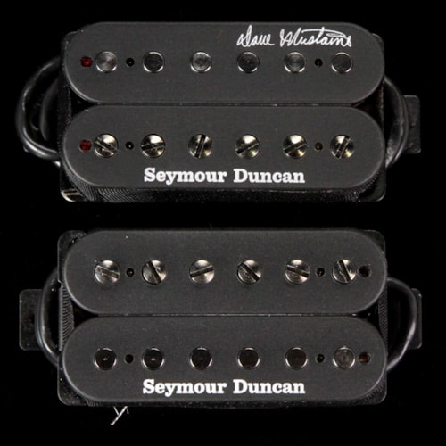 Seymour Duncan Joe Bonamassa Amos Pickup Set Gold