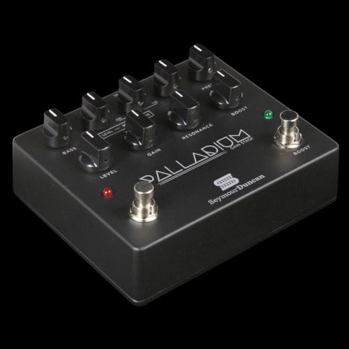 Seymour Duncan Palladium Gain Stage Effects Pedal Brand New