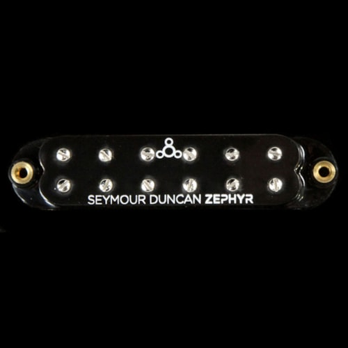 Seymour Duncan Zephyr Silver Single-Coil Sized Humbucker Guitar Neck Pickup Wide-Spacing Brand New
