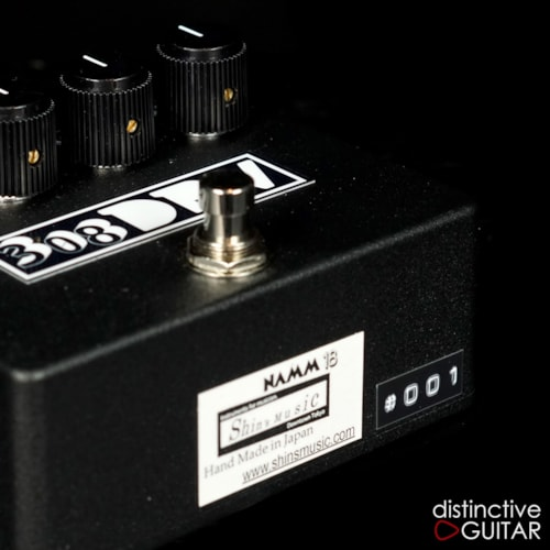 Shin's Music  308 Drive Black, Brand New