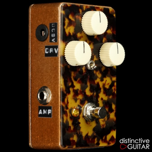 Shin's Music  Drive Cat Overdrive #52 Tortoise, Brand New, Original Hard, $449.95