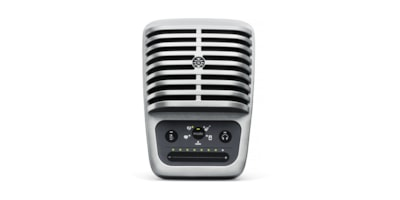 SHURE Motiv MV51 Digital Large-Diaphragm Condenser with USB and Lightning Cables Included