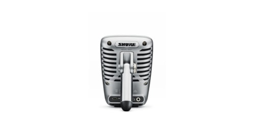 SHURE Motiv MV51 Digital Large-Diaphragm Condenser with USB and Lightning Cables Included Brand New