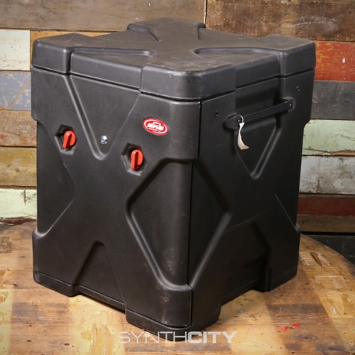 SKB 10U Roto Gig-Rig Rack Case Excellent, $179.00