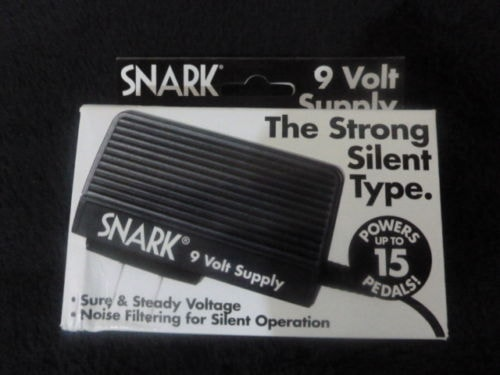 Snark SA-1 Power Supply Black, Brand New