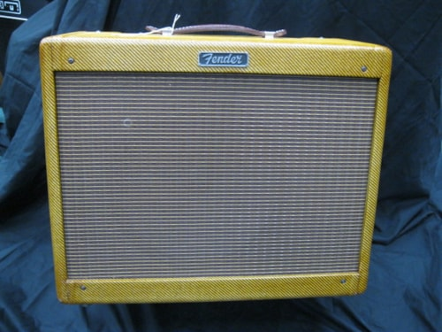 SnS Custom hand-wired amp Tweed, Mint