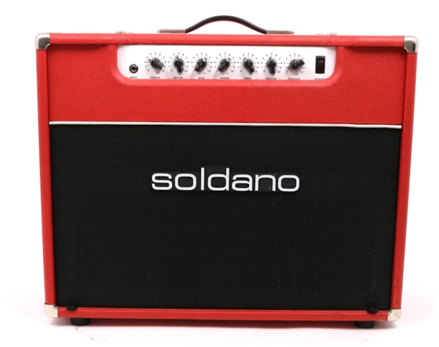 Soldano Astroverb 16 Combo Excellent, $1,279.00
