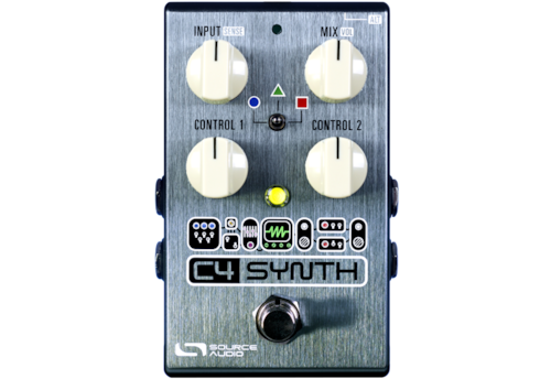 Source Audio C4 Synth > Effects | The Guitar Sanctuary
