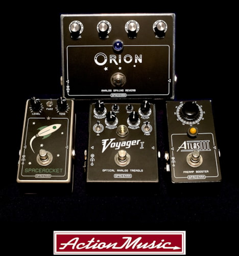 Spaceman Effects Pedals