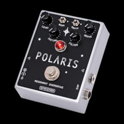 Spaceman Effects Spaceman Polaris Resonant Overdrive - Silver