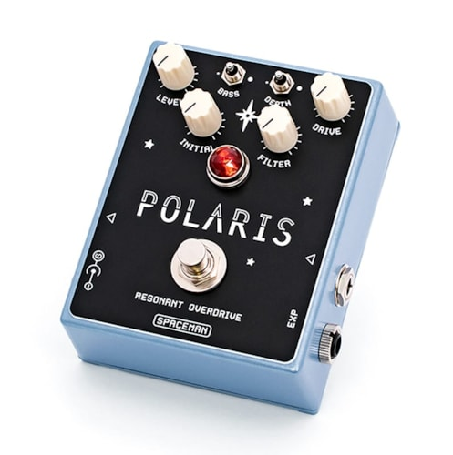 Spaceman Polaris Resonant Overdrive Light Blue