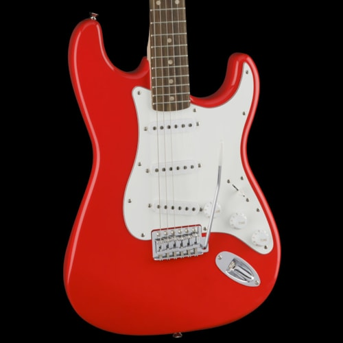 Squier Affinity Series Stratocaster Race Red