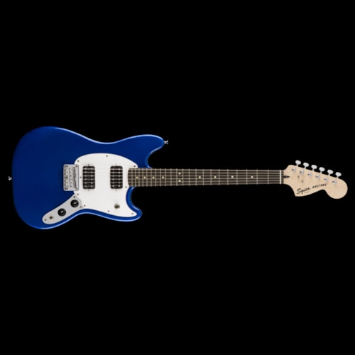 Squier Bullet Mustang HH Imperial Blue Brand New $149.99