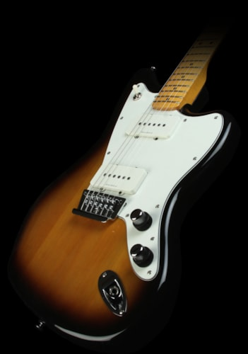 Squier by Fender Squier Fender Vintage Modified Jazzmaster Electric Guitar 2-Tone Sunburst Brand New, $299.99