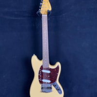 Squier Classic Vibe Mustang