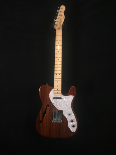 Squier Classic Vibe Thinline Telecaster Natural