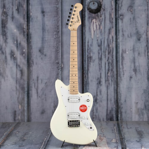 Squier Mini Jazzmaster HH, Olympic White