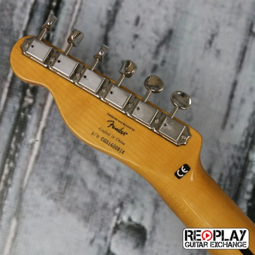 Squier Squier Classic Vibe Telecaster '50s - Butterscotch Blonde Very Good, $299.99