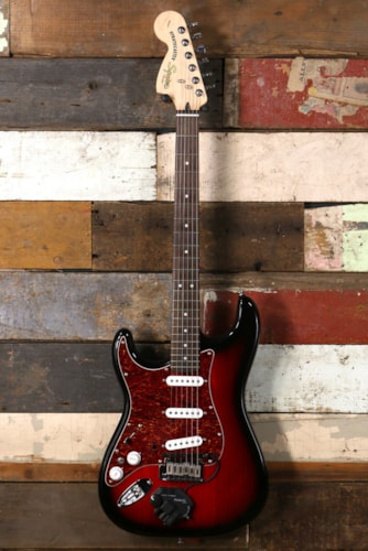 Squier Standard Stratocaster With Roland Synth Pickup Lefty
