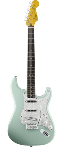 Squier Vintage Modified Surf Strat - Surf Green Brand New $349.99