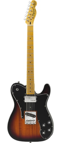 Squier Vintage Modified Telecaster Custom - 3 Tone Sunburst Brand New