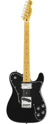 Squier Vintage Modified Telecaster Custom - Black Brand New