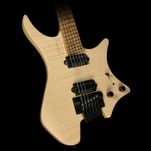 Strandberg Boden OS 6 Tremolo Electric Guitar Natural > Guitars Electric  Solid Body | The Music Zoo