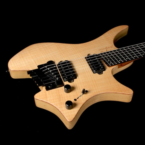 Strandberg Boden Prog 6 Electric Guitar Natural Brand New, $2,295.00
