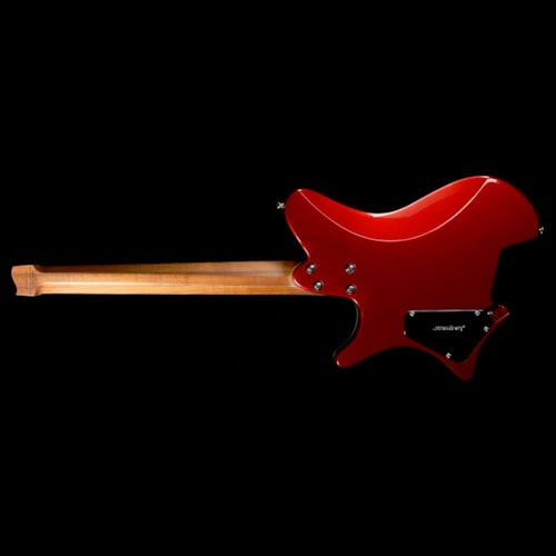 Strandberg Salen Deluxe Candy Apple Red Limited Edition Brand New, $2,195.00