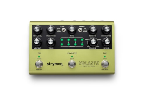 Strymon Volante Magnetic Tape Echo