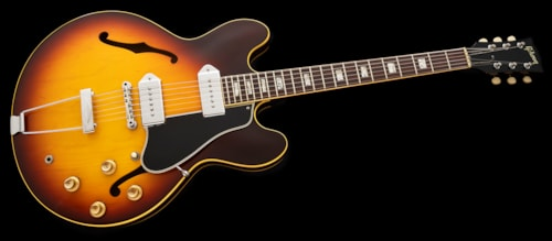 Stunning 1967 Gibson ES-330, ES-330 TD,Vibrant Sunburst, Clean and Unmolested example, has TAGS