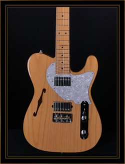 Suhr Alt T with Maple Fretboard