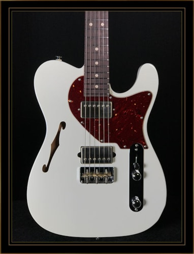 Suhr Alt T with Rosewood Fingerboard in Olympic White