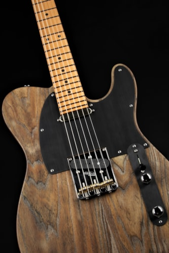 Suhr Andy Wood Signature SS Modern T - Wiskey Barrel