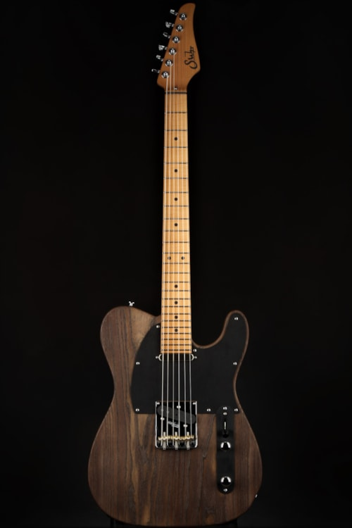 Suhr Andy Wood Signature Ss Modern T Whiskey Barrel