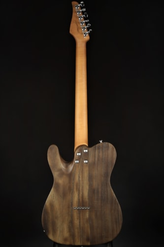 Suhr Andy Wood Signature SS Modern T - Whiskey Barrel/Demo