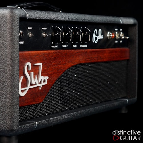 Suhr Bella Head Black, Brand New