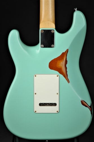 Suhr Classic Antique Pro SSS Limited - Surf Green Over 3 Tone Sun Brand New, GigBag