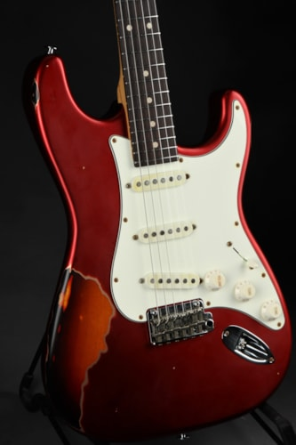 Suhr Classic Antique Pro SSS Limited - Candy Apple Red Over 3 Ton Brand New, GigBag