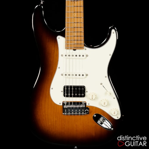 Suhr Classic Antique Roasted Recovered Sinker Maple  2 Tone Sunburst, Brand New, Original Hard, $3,985.00