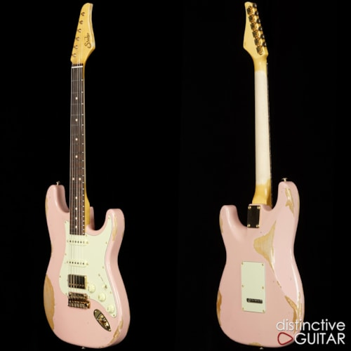 Suhr Classic Antique  Shell Pink Relic, Brand New, Original Hard, $3,785.00