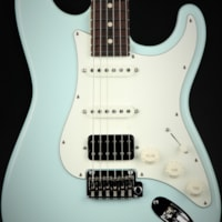 Suhr Classic S HSS - Sonic Blue
