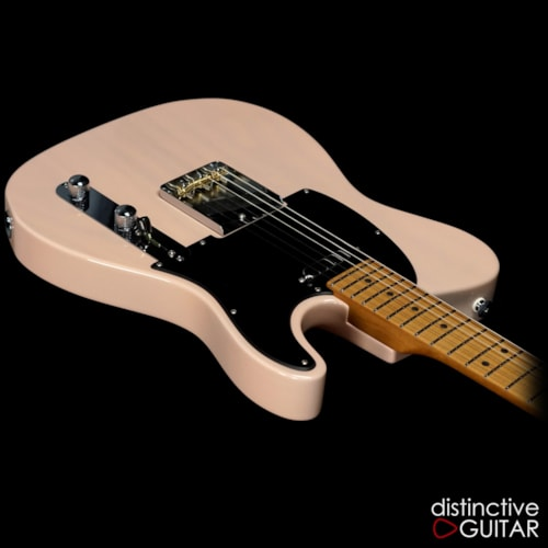 Suhr Classic T Paulownia Limited Edition Trans Shell Pink