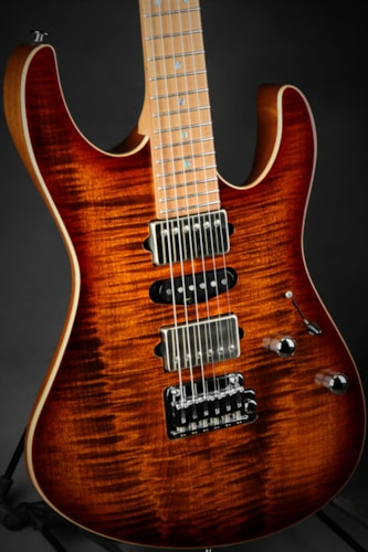 Suhr Eddie's Guitars Exclusive Roasted Modern - Bengal Burst