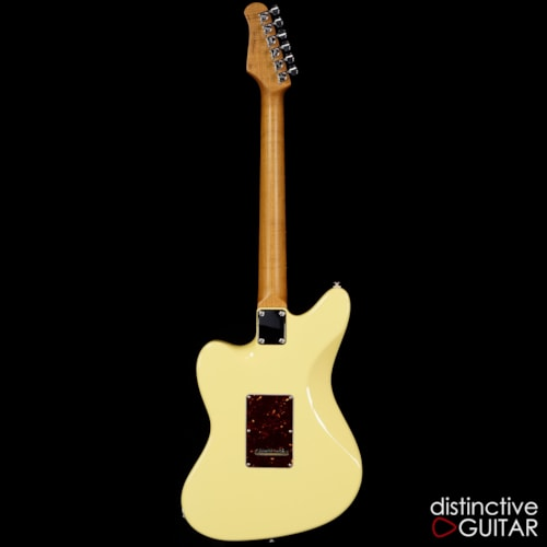 Suhr Ian Thornley Vintage Yellow