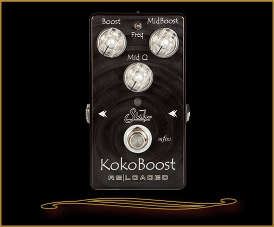 Suhr Koko Boost Reloaded Brand New, $199.99
