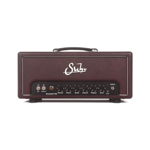 Suhr Limited Edition Badger 30 Amplifier Head 30W 120V