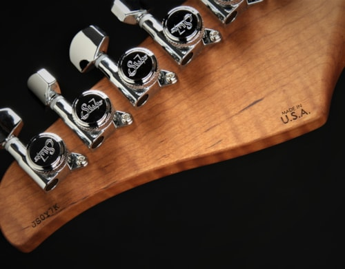 Suhr Limited Edition Classic S Metallic - Brandywine Metallic
