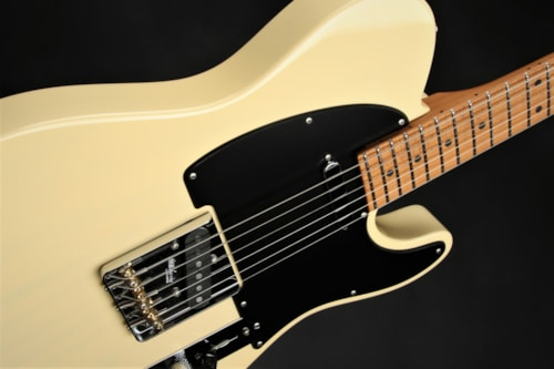 Suhr Limited Edition Classic T Paulownia - Trans Vintage Yellow